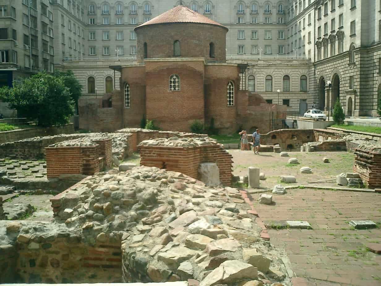 immagine-delle-rotunda-church-a-sofia