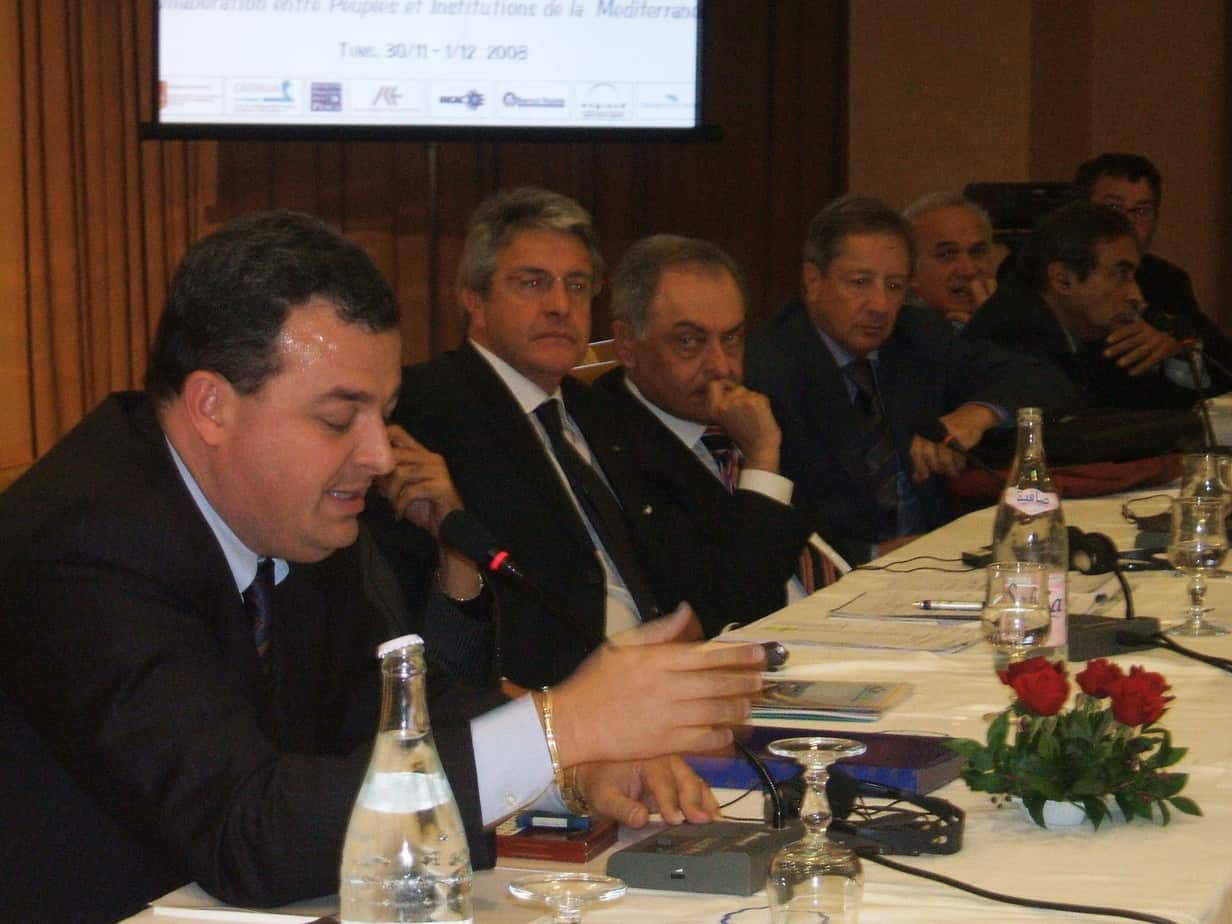 intervento-di-un-memebro-della-delegazione-tunisina