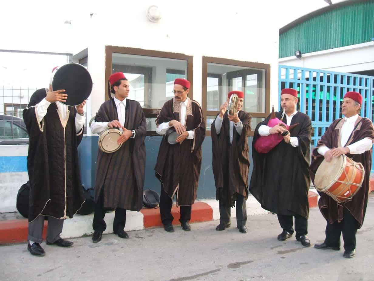 musicisti-tunisini